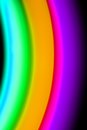 Color spectrum blurry background Royalty Free Stock Photo
