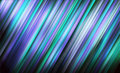 Color stripes flowing gradients bright glowing light Royalty Free Stock Image