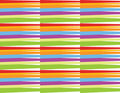 Color stripes texture Royalty Free Stock Photography