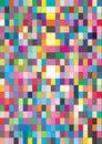 Color swatch - vector
