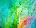 Color swirls Royalty Free Stock Photo