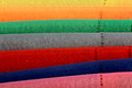 Color velcro horizontal texture and background of colorful Royalty Free Stock Image