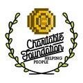 Color vintage charitable foundation emblem