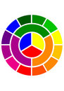 Color wheel,  Stock Photos