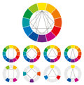 Color Wheel Color Combinations
