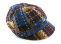 Color wool cap Stock Image