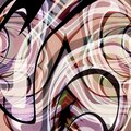 Colorabstract ethnic seamless pattern in graffiti style with elements of urban modern style bright quality illustration for your