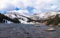 Colorado Alpine Lake Royalty Free Stock Photo