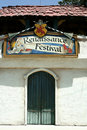 Colorado Renaissance Festival Royalty Free Stock Images