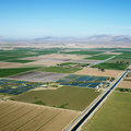 Colorado River Aqueduct. Royalty Free Stock Photo