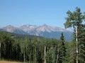 Colorado Rockies Royalty Free Stock Photography