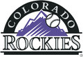 Colorado rockies logo MLB