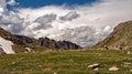 Colorado Rocky Mountain vista Royalty Free Stock Photo
