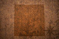 Colorado state map on a old vintage paper background Royalty Free Stock Photo