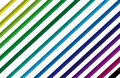 Colored abstract lines background Royalty Free Stock Images