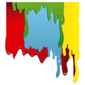 colored abstract picture backgroud icon