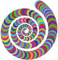 Colored Circles Royalty Free Stock Images
