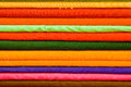 Colored cloth Royalty Free Stock Photo