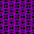 Colored hexagonal pattern. eps 10 vector illustration