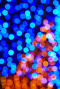 Colored lights background abstract psychedelic backdrop in vertical format Royalty Free Stock Photos