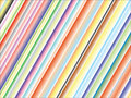 Colored lines background Royalty Free Stock Images