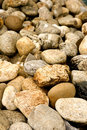 Colored Rocks Royalty Free Stock Photo