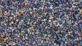 Colored small pebbles Royalty Free Stock Photo