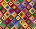 Colored squares Royalty Free Stock Image