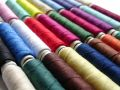 Colored threads Royalty Free Stock Photography