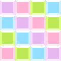 Colored tiles. Royalty Free Stock Photo