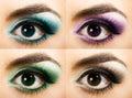 Color ojo