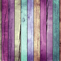 Colored wooden texture raster artwork Stock Photos