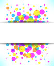 Colorful abstract background with Stock Images