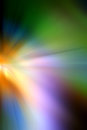 Colorful abstract background - burst of colors Royalty Free Stock Photo