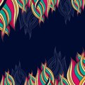 Colorful abstract background this is file of eps format Royalty Free Stock Photo