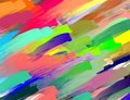 Colorful abstract pastel background Royalty Free Stock Photo