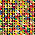 Colorful abstract pattern Stock Photography