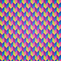 Colorful abstract seamless pattern Stock Photography