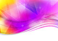 Colorful abstract template - background Royalty Free Stock Photo