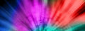 Colorful aura colors spectrum background Stock Photos