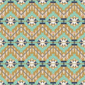 Colorful aztec seamless pattern. Ethnic abstract geometric texture. Hand drawn navajo fabric. Aztec Pattern Tribal. Used for wallp