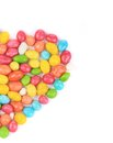stock image of  Colorful ball candies.