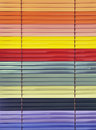 Colorful Blinds Stock Images