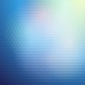 Colorful blue geometric background, abstract Royalty Free Stock Photo