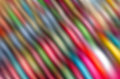 Colorful blurs background abstract of Stock Photography