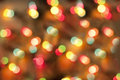 Colorful bokeh lights Royalty Free Stock Images