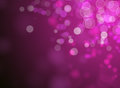 Colorful bokeh purple background light blur wallpaper Royalty Free Stock Images