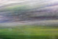 Colorful bright natural background blurred outdoor motion blur Royalty Free Stock Photo