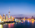 Colorful Bright Shanghai By Ni...