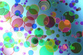 Colorful Bubbles Abstract Royalty Free Stock Image